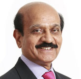 BVR Mohan Reddy, Executive Chairman, Cyient