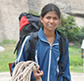 Malavath Purna, Youngest Woman to scale Everest