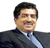Nandan Nilekani Co-founder and Non-Executive Chairman, Infosys