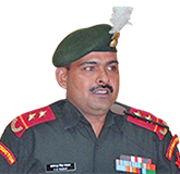 Yogendra Singh Yadav, Param Vir Chakra, Junior Commissioned, Officer of the Indian Army