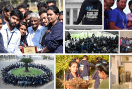 LEAD Campus Prayana 2018 karnataka Journey